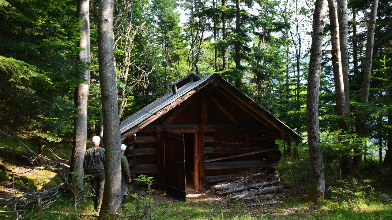 La cabane de Claite