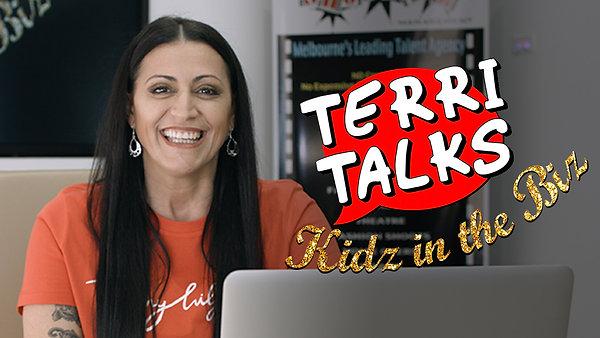 Terri Talks - Kidz in the Biz