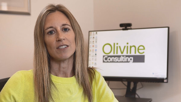 Testimonial from Olivine Consulting