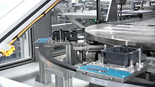 Linear Motion System (LMS) - Flexible transport system in Bosch Plant Ansbach [en]
