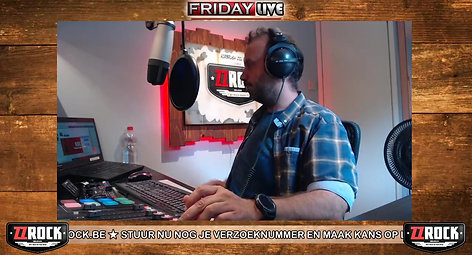 Friday Live EZROCK Edition!