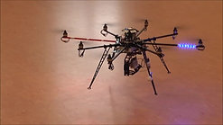 SelectMINT - Labor Mobile Systeme - Octocopter