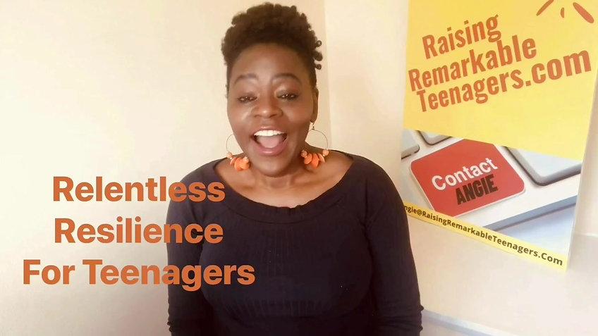 Relentless Resilience Webinar