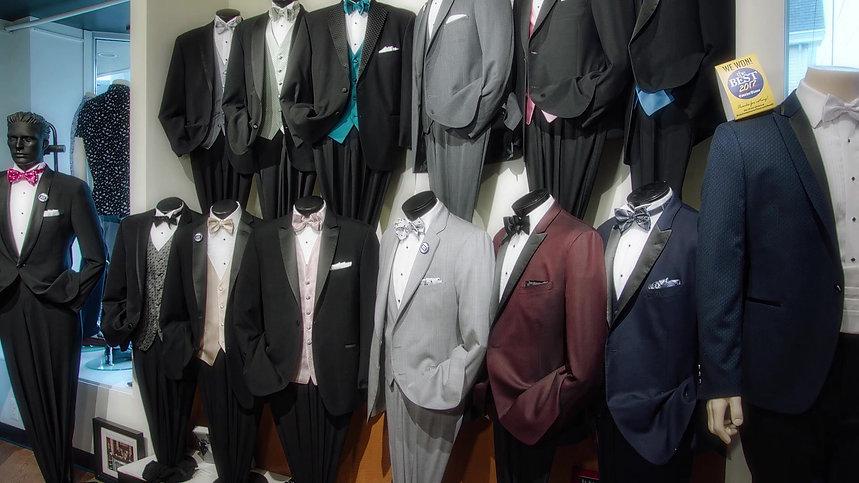 Ventresca Formalwear Rentals