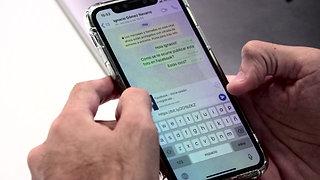 Robo de identidad de una red social usando Whatsapp
