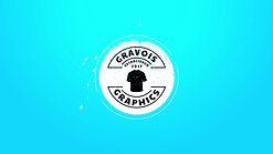 Gravois Graphics Logo Sting