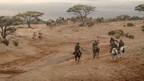 STANDARD CHARTERED Anti Poaching
