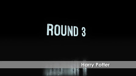 Harry Potter Round