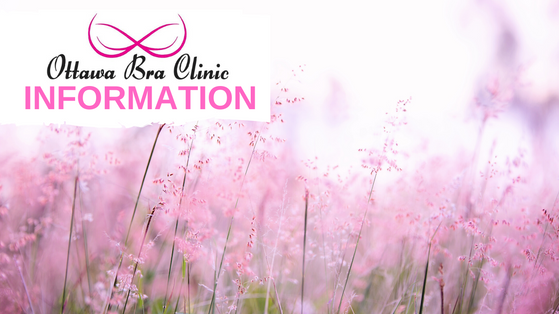 Ottawa Bra Clinic Qs & As / Bra Fitting Demo / Tips