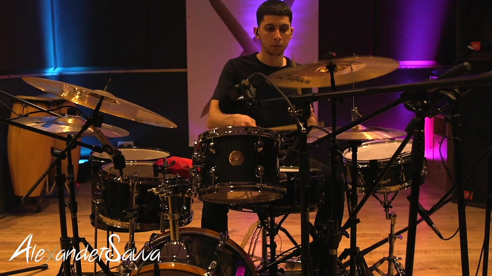 Alexander Savva 'Ash Soan' Compilation