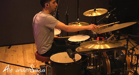 "Alexander Savva - Billy Cobham  ""Street Urchin"""