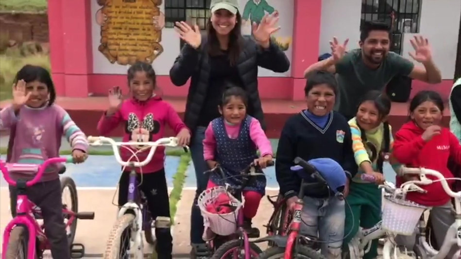 Love For Peru Bicycle Project