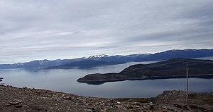 widok Nordkapp
