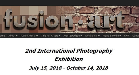 SweetPea's Lenz by DarsellB on Exhibit at The 2nd International Photo Exhibit 2018