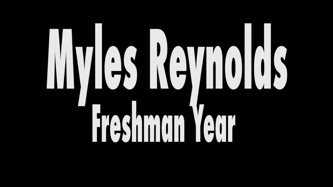 Myles Reynolds (#2) Saint Edwards High School