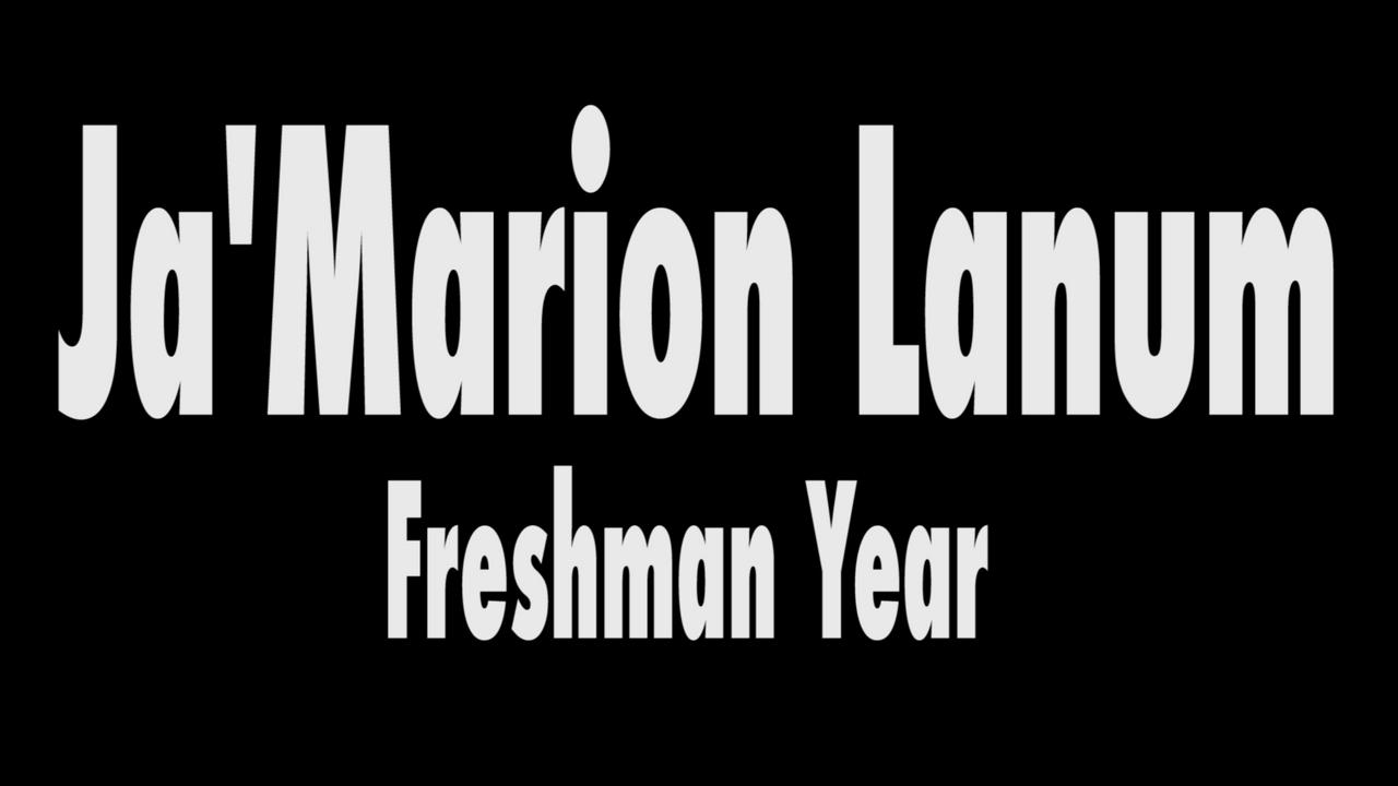Ja'Marion Lanum (#12) Cleveland Heights Basketball
