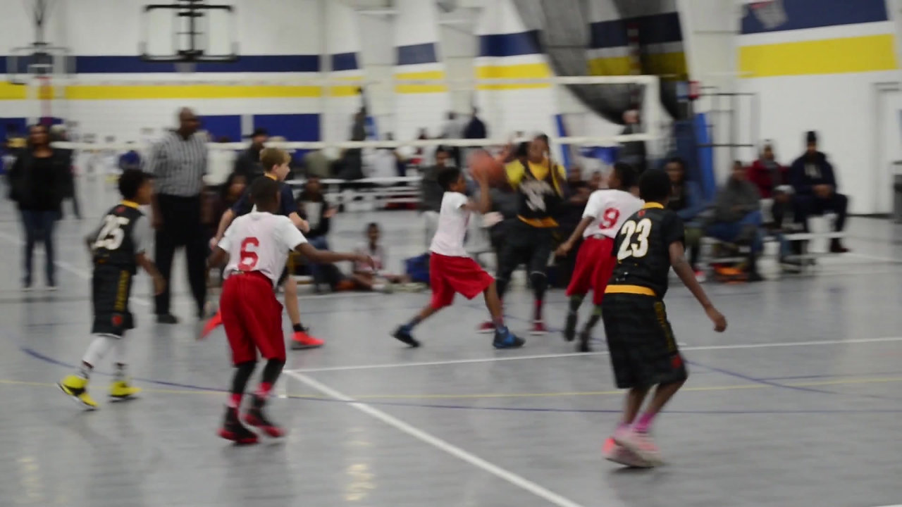 Cleveland Heights 6th Grade Boys Basketball