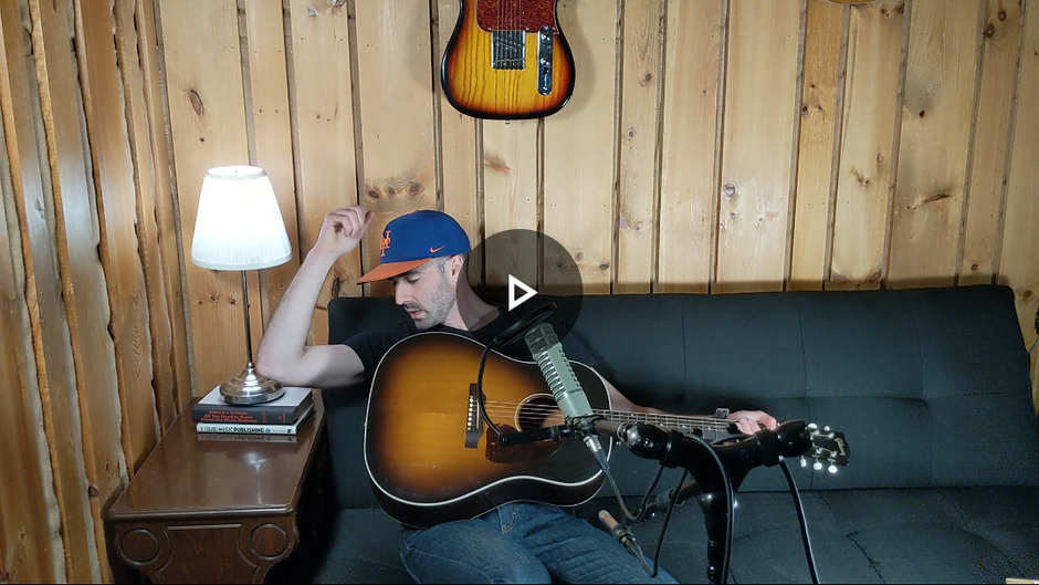 Big Man Calling ~ Live Acoustic Version