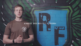 Robert Holmes P.T Promo