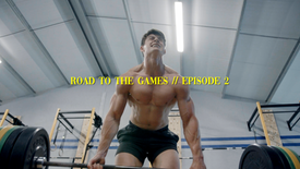 The Road to the Games - Episode 2 - Arminas Balevicius