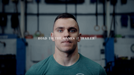 Road to the Games (Trailer - OLY Clothing)