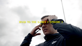 The Road to the Games - Episode 3 - Michael Smith