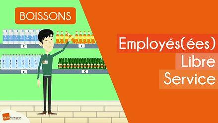 Employés(ées) libre service