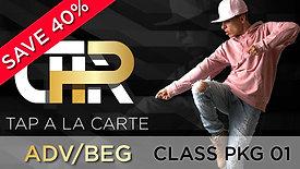 ADV/BEG CLASS PKG 01