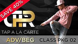 ADV/BEG CLASS PKG 02