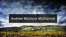Andrew McIntyre: A Celebration of Life