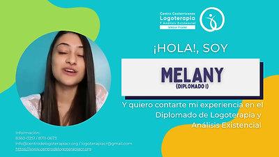 Testimonio de Melany