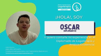 Testimonio de Oscar
