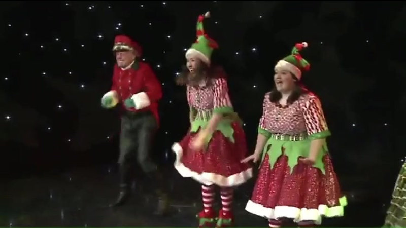 Mrs. Claus WGN Performance