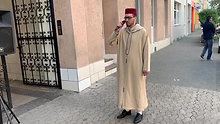Athan Masjid Omar Düsseldorf 08.05.20