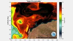 Sea Temperature Forecast