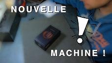 Nouvelle machine ITC !