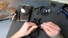 DCV - Câble RCA et pédale