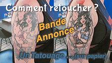 BA - Retouche Tattoo