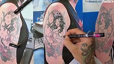 Retouche Tattoo