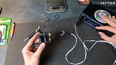 DCV - Rodage Machine à bobines