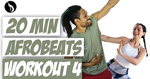 Afrobeats Workout 4 - Special Guests