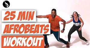 Afrobeats Workout 1 - The beginning