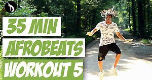 Afrobeats Workout 5 - In The Jungle
