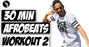 Afrobeats Workout 2