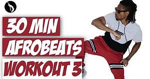 Afrobeats Workout 3 - Football Field