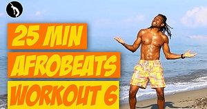 Afrobeats Workout 6 -  Summer Edition