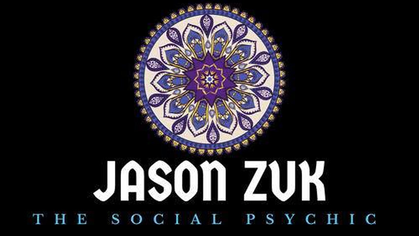 Jason Zuk, The Social Psychic YouTube Channel