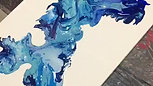 Ingrid Haubrich ART STUDIO_Blue