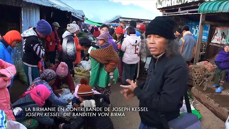 La Birmanie en contrebande de Josepk Kessel