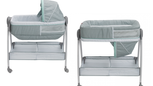 Graco's Dream Suite is a reversible bassinet and changer, all-in-one!